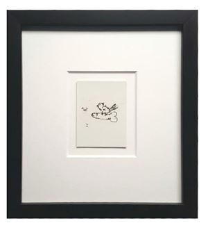 Singing Bird by Tracey Emin contemporary artwork