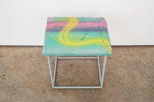 Untitled Stool 05 by Eva Rothschild contemporary artwork