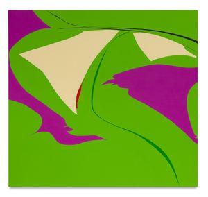 Span by Heather Gwen Martin contemporary artwork