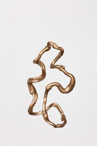 Necknot by Etienne Chambaud contemporary artwork sculpture