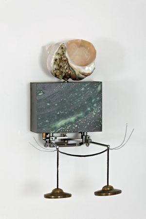 Zimbel Zen by Rebecca Horn contemporary artwork