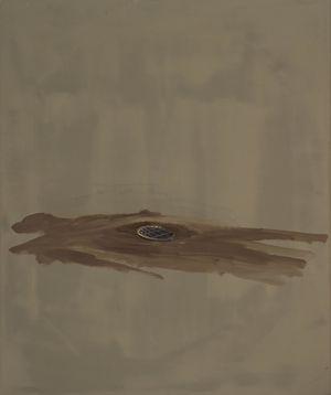 Drain/Remains by Tala Madani contemporary artwork