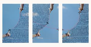 Memory About Airplane Sounds by Ma Haijiao contemporary artwork photography