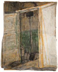 Melancholic Interior (Latrine 3) by Ioana Batranu contemporary artwork painting