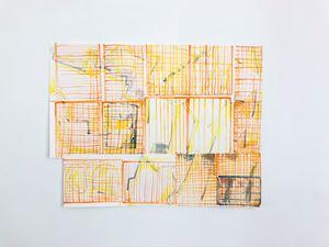 Arbeitstitel 2 by Chris Reinecke contemporary artwork