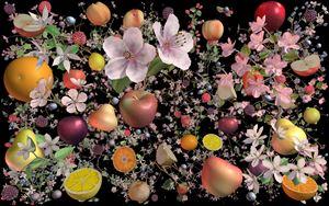 Still-Life 1 by Jennifer Steinkamp contemporary artwork