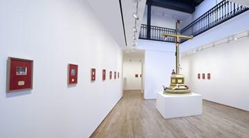 Contemporary art exhibition, Jan Fabre, Belgian Sexual Folklore (2017–2018) Belgian Sexual North Sea (2018) at Templon, 28 Grenier Saint-Lazare, Paris