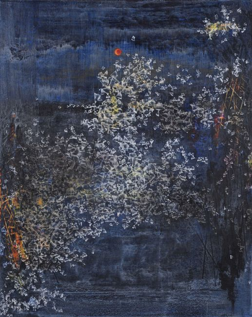 Mysterious by Tsang Chui Mei contemporary artwork