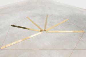 Dopo l'aurora si libera il Sole by Gianni Caravaggio contemporary artwork