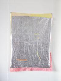 auf zu keinem punkt by Myriam Holme contemporary artwork painting