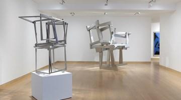 Contemporary art exhibition, Jedd Novatt, Conversations with Gravity at Waddington Custot, London