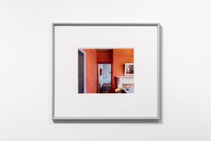 Interior, Tyne House Café, Catterick, North Yorkshire by Paul Graham contemporary artwork
