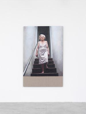Neue Malerei - Richter I by Christian Jankowski contemporary artwork