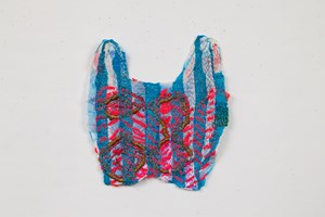 Plastic Basket (Dissipated) by J Blackwell contemporary artwork