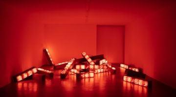 Contemporary art exhibition, Yukinori Yanagi, Yukinori Yanagi at Blum & Poe, Los Angeles, USA