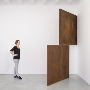 Step-Up by Richard Serra contemporary artwork