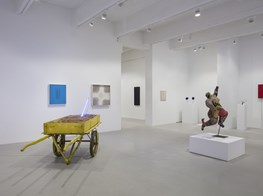 "Group Exhibition<br><em>A Luta Continua</em><br><span class=""oc-gallery"">Hauser & Wirth</span>"