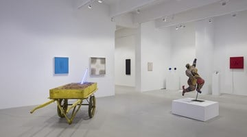 Contemporary art exhibition, Group Exhibition, A Luta Continua at Hauser & Wirth, 548 West 22nd Street, New York, USA