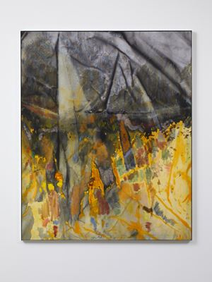 Reading Hands by Matt Arbuckle contemporary artwork