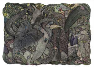 Noite by Michel Zózimo contemporary artwork