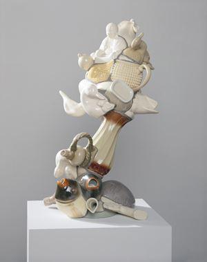 Futura by Barrão contemporary artwork