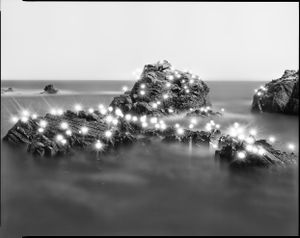 Photo Respiration From the Sea Kushimoto #1 by Tokihiro Sato contemporary artwork