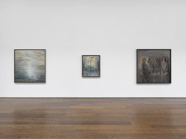 Exhibition view: Celia Paul, Victoria Miro, Mayfair, London (13 November–20 December 2019). Courtesy the artist and Victoria Miro. Photo:Jack Hems.