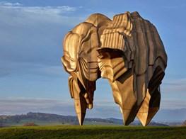 Tony Cragg walks us around his major survey at Yorkshire Sculpture Park