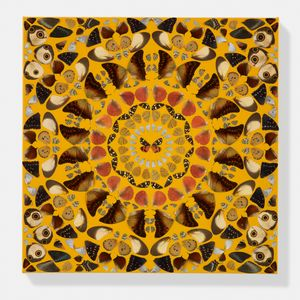 Psalm 86: Inclina, Domine. by Damien Hirst contemporary artwork