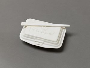 Marble Takeout Container by Ai Weiwei contemporary artwork