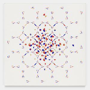 Diagram 3 by Gabriel Orozco contemporary artwork