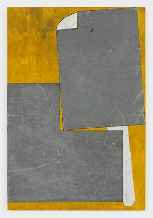 A Good Wedge by Sam Moyer contemporary artwork