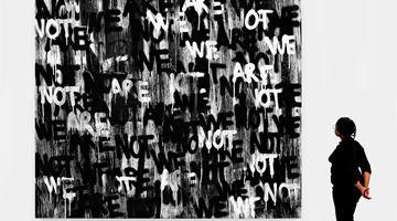 Contemporary art exhibition, Adam Pendleton, Begin Again at David Kordansky Gallery, Los Angeles