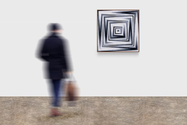 Circuito tonal IV by José Patrício contemporary artwork