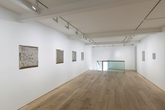 Exhibition view: Lionel Esteve, Narcisse, Galerie Perrotin, Seoul (24 January–10 March 2018). © Youngha Cho. Courtesy Galerie Perrotin, Seoul.