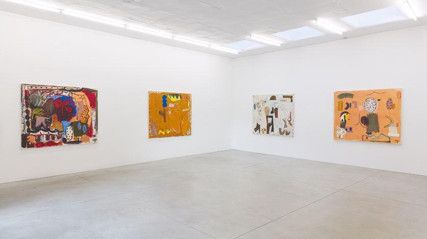 Exhibition view: Tuukka Tammisaari, Dowsing, Kristof De Clerq Gallery (17 November–22 December 2019). Courtesy Kristof De Clercq Gallery.