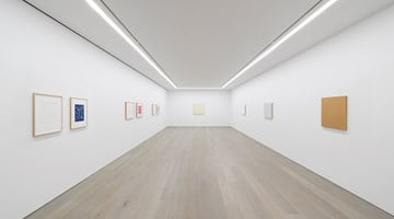 Contemporary art exhibition, Gabriel de la Mora, TNTR AA at Perrotin, New York