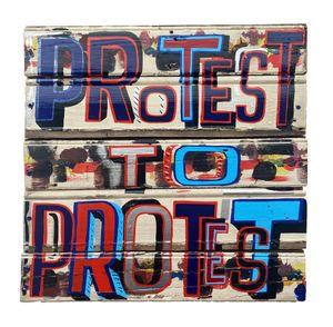 2021 by Bob and Roberta Smith contemporary artwork