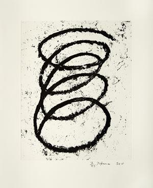 Bight 6 by Richard Serra contemporary artwork
