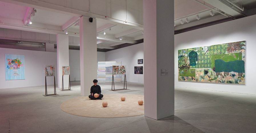 Exhibition view: Group Show, Very Natural Actions 藏木於林, Tai Kwun Contemporary, Hong Kong (22 September–31 December 2019). Courtesy the artists and Tai Kwun Contemporary.