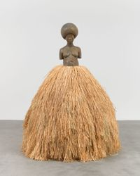 Village Series by Simone Leigh contemporary artwork sculpture
