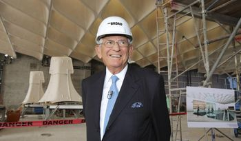 Art World Remembers 'Complex' L.A. Art Patron Eli Broad