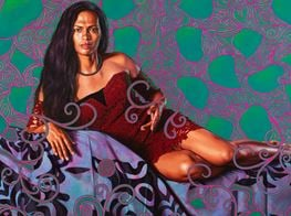 Kehinde Wiley's Tahitian works — an island idyll seen through a fresh lens