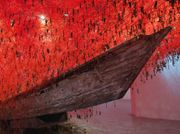 Seeing red: a new monograph gets under the skin of installation artist Chiharu Shiota