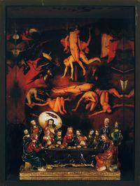 From the series infiernos by León Ferrari contemporary artwork sculpture