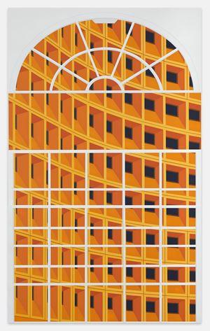 Robert C. Weaver Building, Washington, D.C. by Daniel Rich contemporary artwork