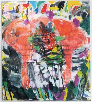 Budding Spirits by Misheck Masamvu contemporary artwork