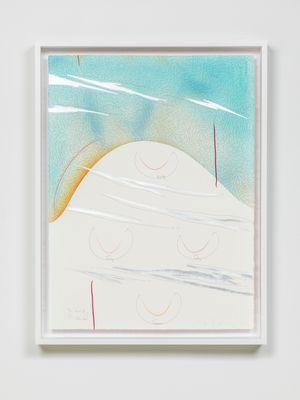 The Scope X by Jorinde Voigt contemporary artwork