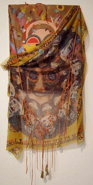 Pow Ow Wow by Sarah Contos contemporary artwork