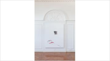 Contemporary art exhibition, Michael Krebber, Michael Krebber at Maureen Paley, Morena di Luna, Hove